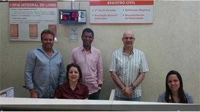 INTEGRAÇÃO DA ARPEN-RJ COM SISTEMA DA RECEITA FEDERAL